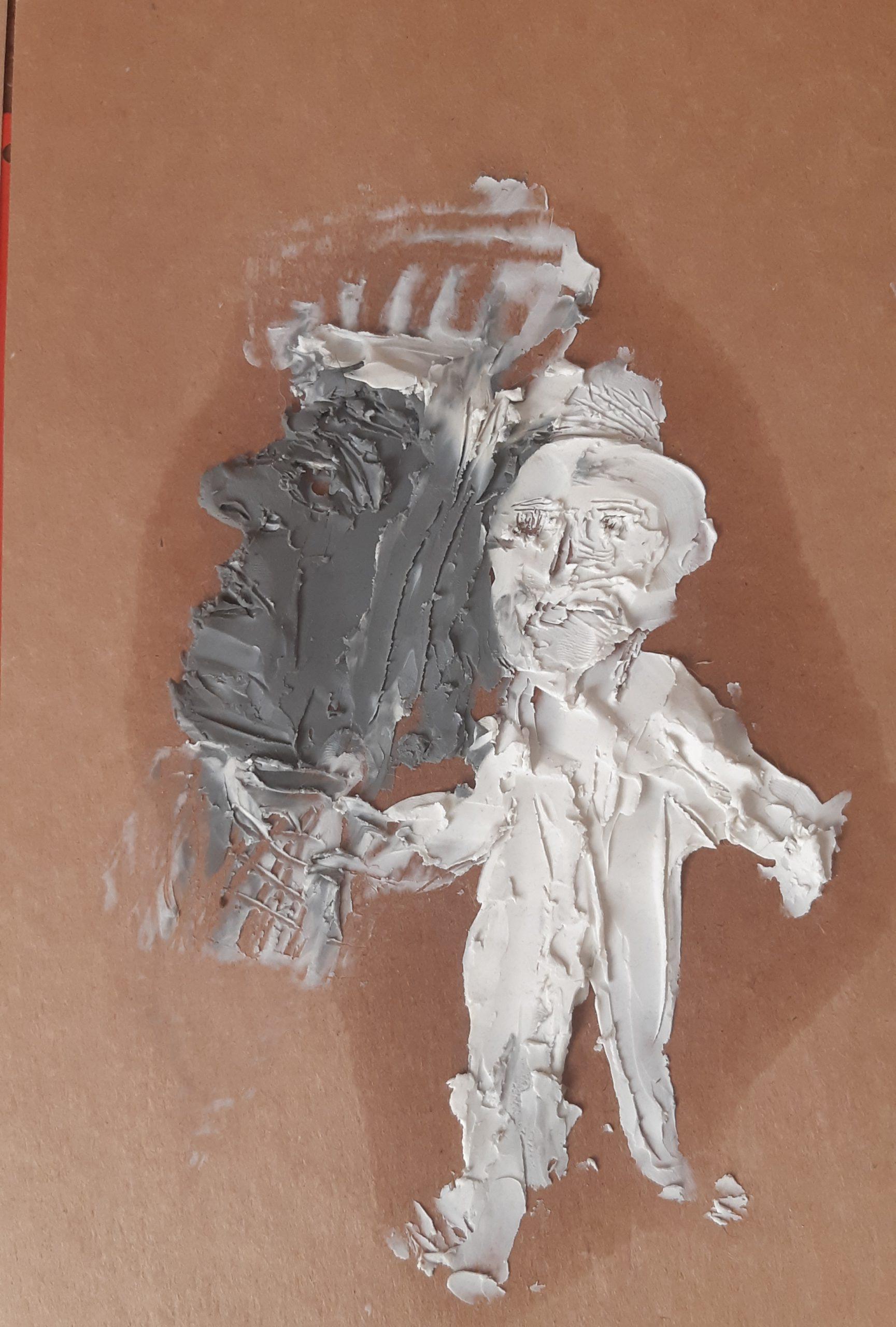 """""""מציאות בחשיפה"""" – 2 תערוכות על קיר אמן – ND GALLERY ברמת גן"""
