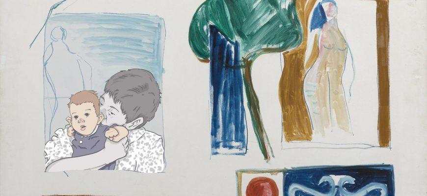 """סוגרת מעגל – תערוכת יחיד של אסתר דרורי חיות """"לגעת""""."""