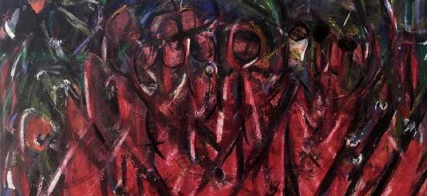 נפש מתמודדת – תערוכתה של האמנית יהודית אנגלרד