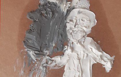 """""""מציאות בחשיפה"""" –  שתי תערוכות על קיר אמן  –  ND GALLERY ברמת גן"""