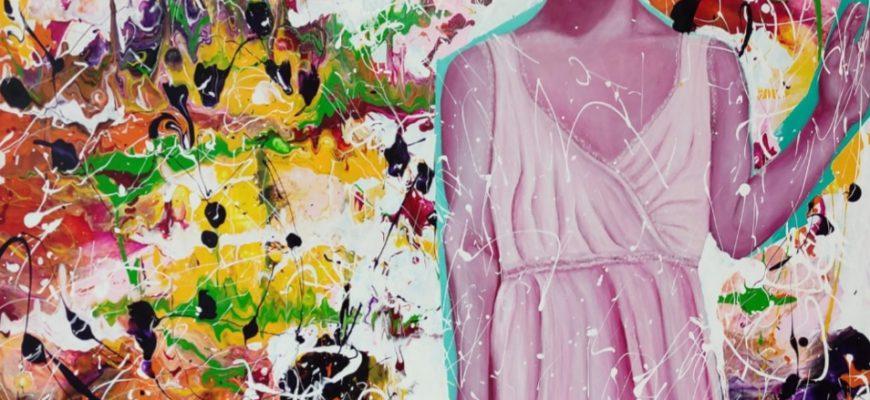 """זריחה לאחר סגר – בתערוכה """"הבוסתן"""" בגלריה """"היכל אמנויות הבמה הרצליה"""""""