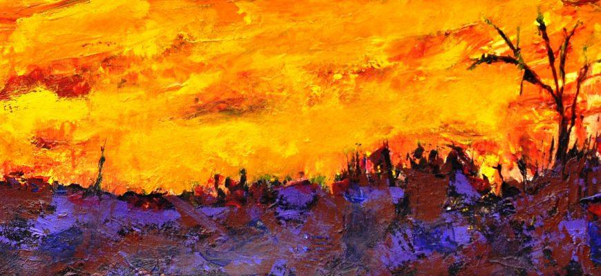 """במסע תירפויטי – תערוכת """"הרהורים Reflections """" של אוקי שוורץ"""