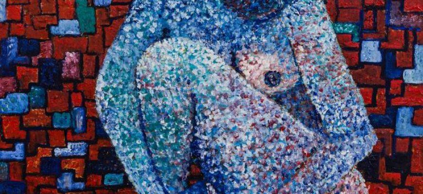 """""""אמנות בנגיעה אישית"""" תערוכתה של איילת בוקר (מציאות כפסיפס)"""