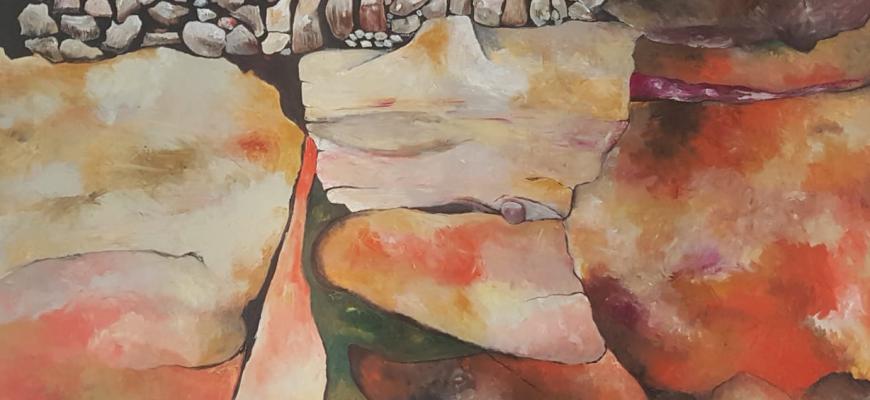 דרך ארץ ואדם – תערוכה בגלריית הסדנה לאמנות ביבנה.