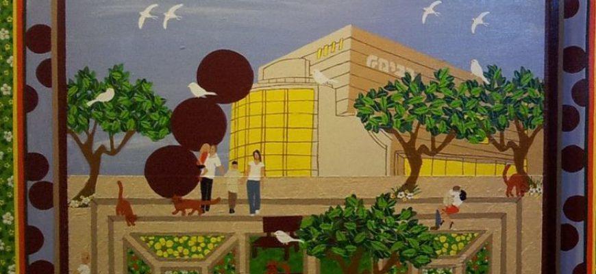 """""""לא נאיבית"""" – תערוכה של אביבה סונסינו ונירה לב במוזיאון עוקשי בעכו"""