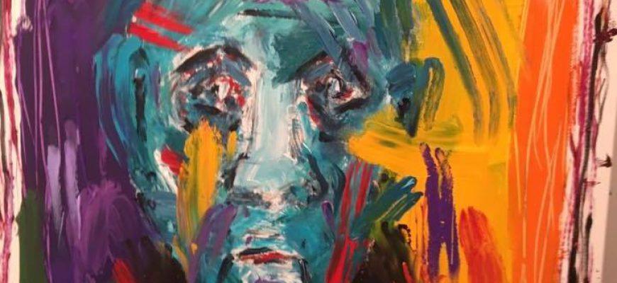 """שובר כללים – בתערוכה """"חרדה בצבעים"""" של פיליפ ט'לין"""