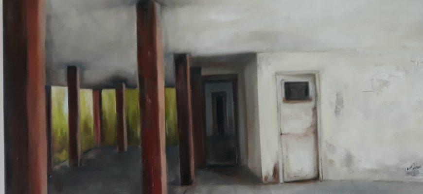 """במבוך דילמות – תערוכתה של אפרת סילברסטין """"פתחים ומעברים"""""""