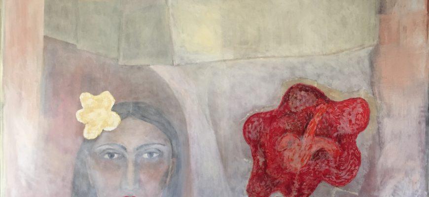 """""""זמן אדום""""- תערוכה בגלריית בית יד לבנים ברמת גן"""